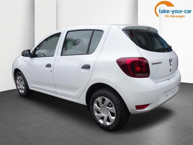 Dacia Sandero TCe 100 ECO-G Deal Klima