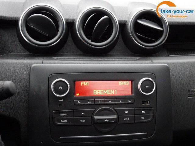Dacia Duster Blue dci 115 4x4 Comfort Pickup