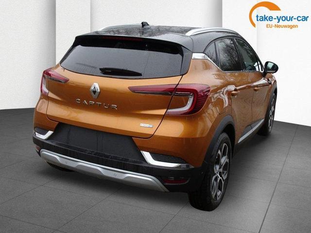 Renault Captur Hybrid E-Tech Plug-In 160 Edition One BOSE Soundsystem