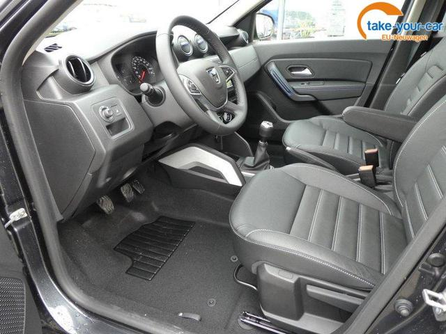 Dacia Duster TCe 100 Celebration Leder Klimaauto Navi