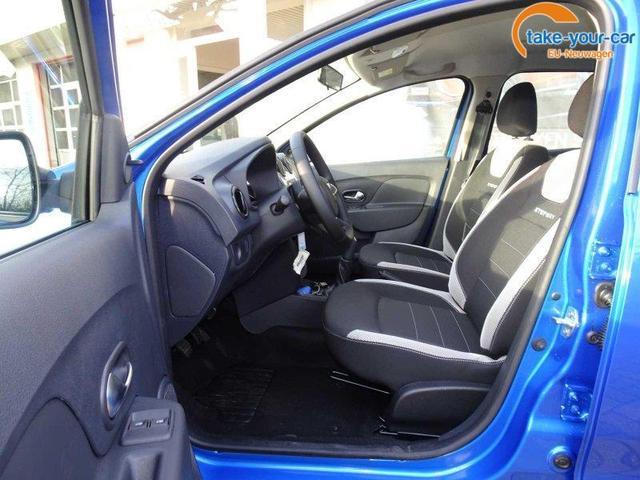 Dacia Sandero Stepway TCe 100 ECO-G Deal Klima