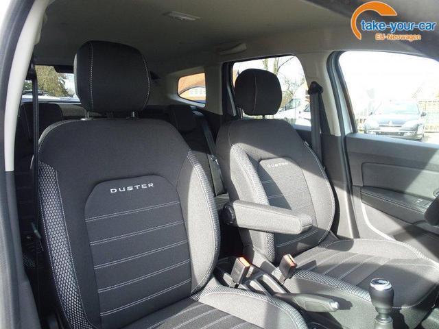 Dacia Duster BLUE dCi 115 Prestige 4WD Klimaautomatik, Rückfahrkamera