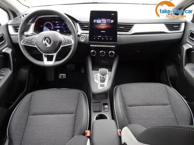 Renault Captur TCe 140 EDC Intens Sitzheizung, Rückfahrkamera, Navi