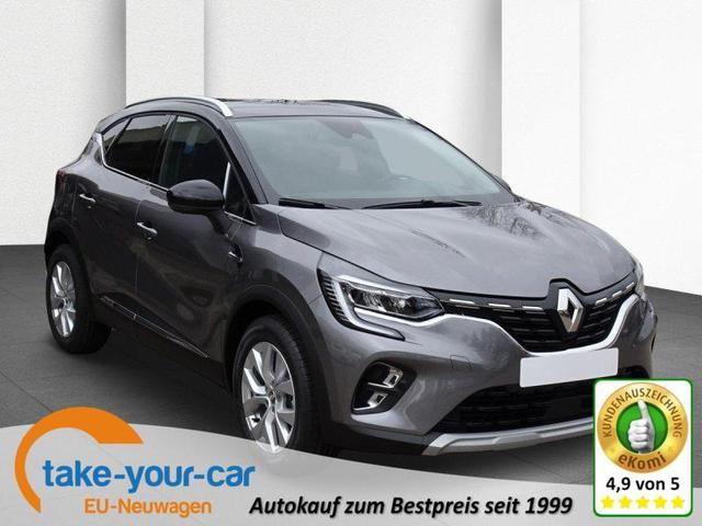 Renault Captur - TCe 90 Intens Sitzheizung, Rückfahrkamera, Navi Vorlauffahrzeug