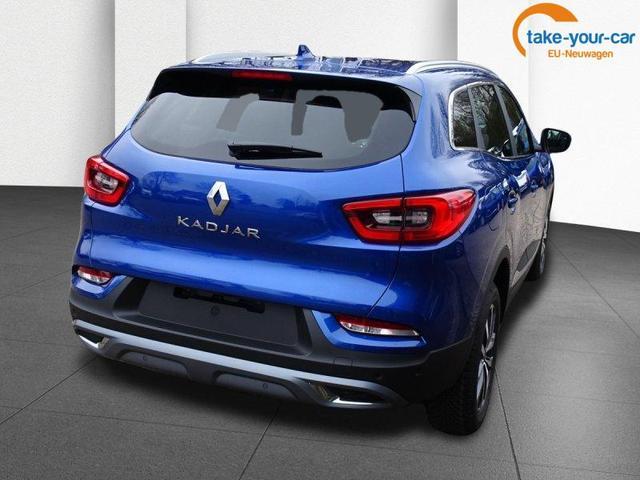 Renault Kadjar TCe 160 EDC Intens - Comfort- Extendet Grip Paket