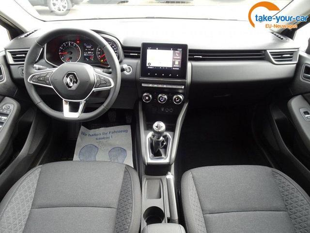 Renault Clio TCe 90 Experience, Deluxe-Paket