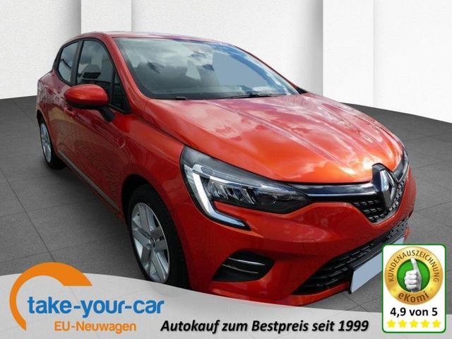 Renault Clio - TCe 90 Experience SHZ Klima Vorlauffahrzeug
