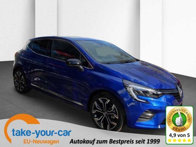 Renault Clio - TCe 90 Intens Sitzheizung, Rückfahrkamera, Navi Vorlauffahrzeug