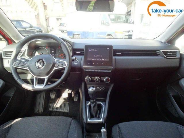 Renault Clio TCe 90 Experience Sitzheizung Einparkhilfe hinten