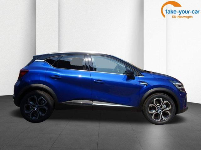 Renault Captur E-TECH Plug-in Hybrid 160 Intens Rückfahrkamera 360°, Easy-Park-Assistent