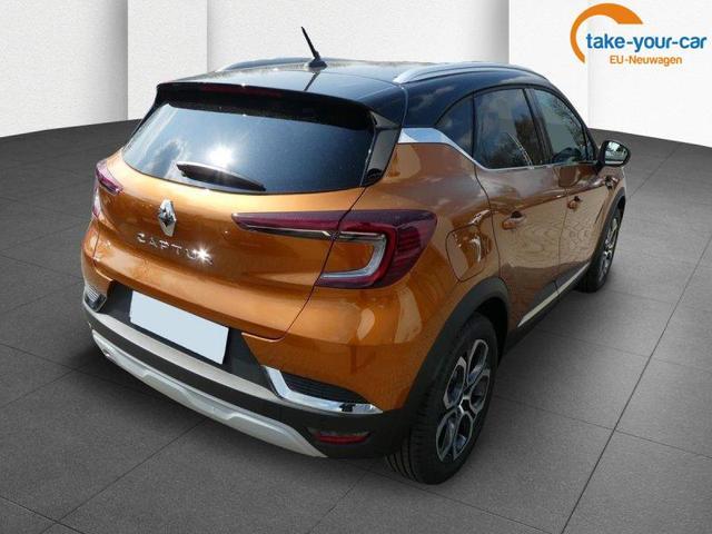 Renault Captur TCe 140 EDC Intens SHZ Klimaauto Navi