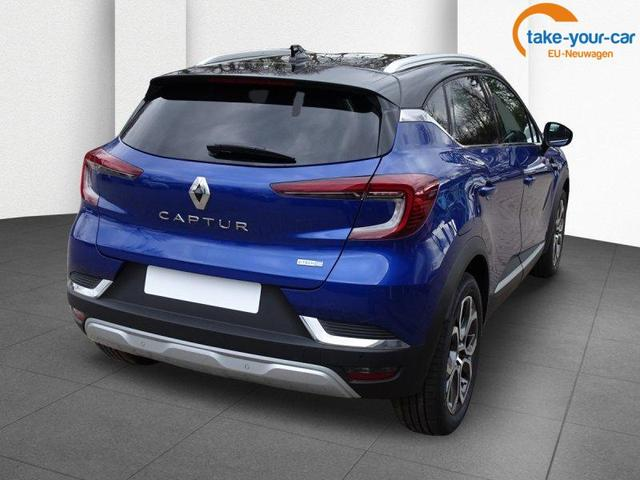 Renault Captur E-TECH Plug-in Hybrid 160 Edition One Navi, BOSE, Rückfahrkamera
