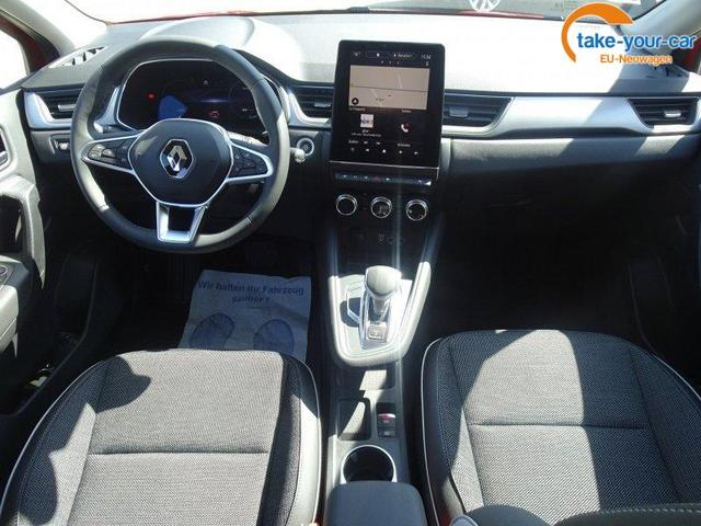Renault Captur E-TECH Plug-in Hybrid 160 Intens Navi, Rückfahrkamera Lenkrad beheizbar