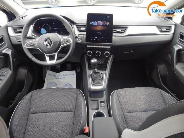 Renault Captur TCe 140 Intens Easy-Parking