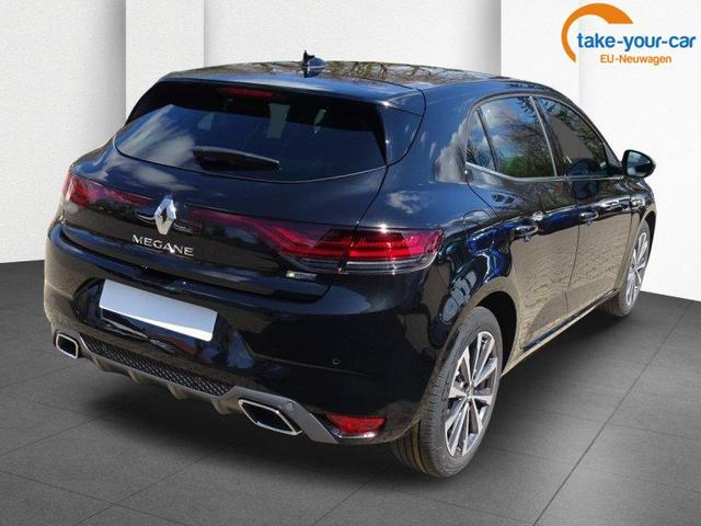 Renault Mégane Megane TCe 160 EDC R.S.Line, Safety-Paket, Sitzheizung