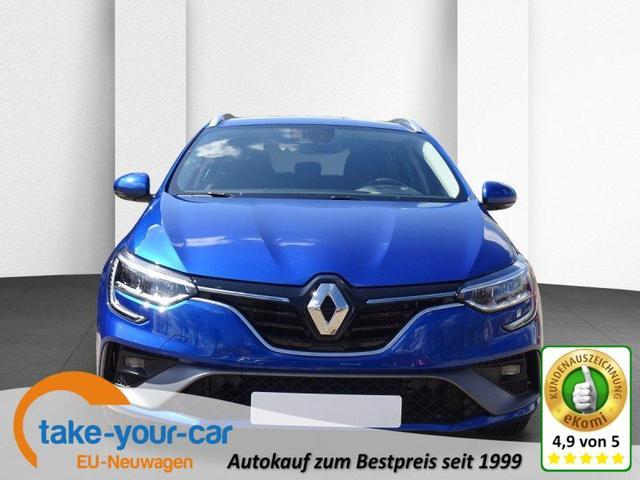 Renault Mégane Grandtour - Megane Blue dci 115 EDC R.S. Line, Navi 9,3, Sitzheizung Vorlauffahrzeug