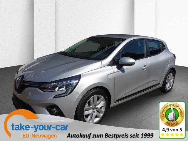 Renault Clio - Experience E-TECH Hybrid 140 Sitzheizung, Nebelscheinwerfer, Einparkhilfe hinten Vorlauffahrzeug