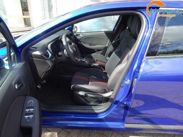Renault Clio TCe 90 Intens R.S.-Line Paket Sitzheizung Einparkhilfe hinten