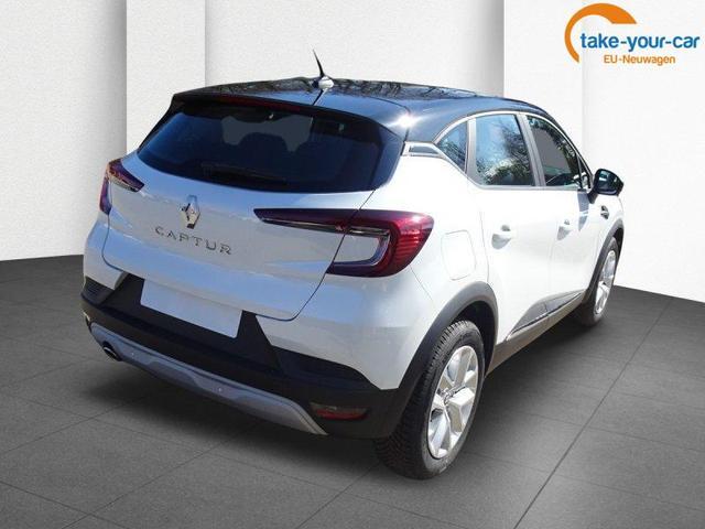 Renault Captur TCe 140 EDC Business Edition City-Komfort