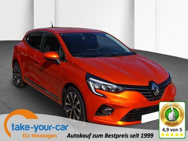 Renault Clio - TCe 90 Intens Rückfahrkamera, Navi, Klimaautomatik Vorlauffahrzeug