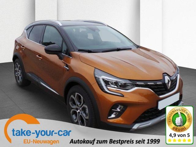Renault Captur - TCe 130 Intens Navi Klimaauto Vorlauffahrzeug