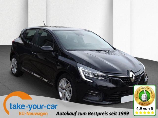 Renault Clio - TCe 100 LPG Experience Vorlauffahrzeug