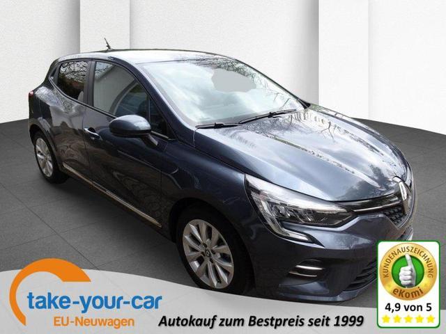 Renault Clio - TCe 90 Experience Deluxe-Paket, Navi, Klimaautomatik Vorlauffahrzeug