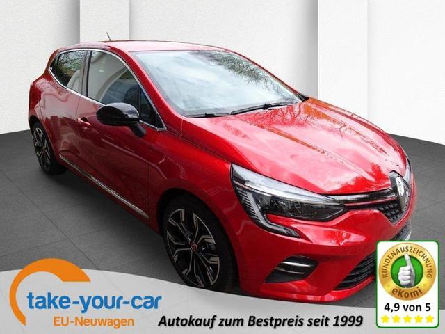 Renault Clio - TCe 90 Intens Navi, Rückfahrkamera, Sitzheizung Vorlauffahrzeug