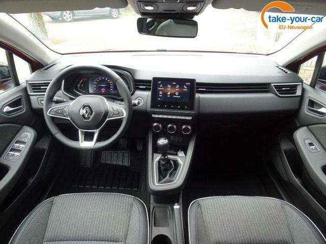 Renault Clio TCe 90 Intens Navi, Rückfahrkamera, Sitzheizung