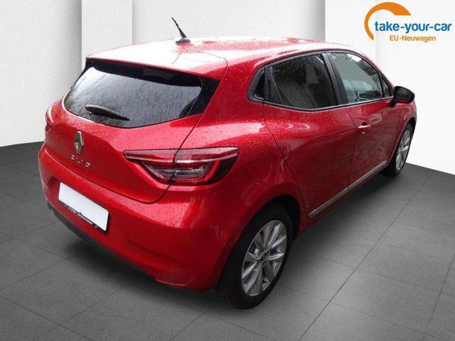 Renault Clio TCe 90 Experience Deluxe-Paket, Navi, Klimaautomatik