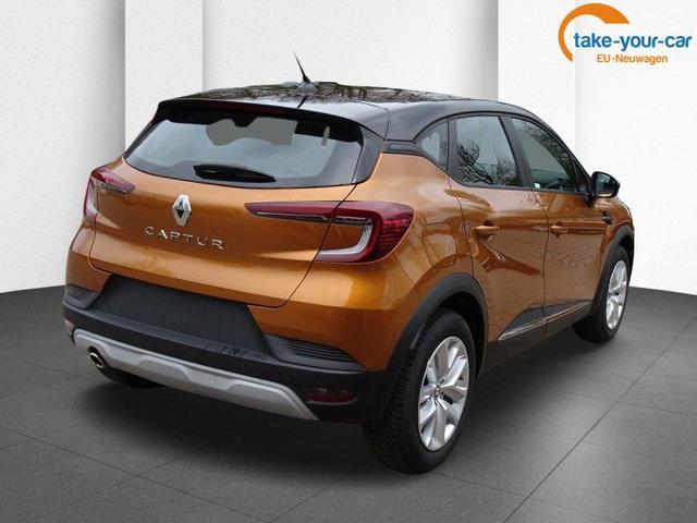 Renault Captur TCe 140 EDC Business Edition, Sitzheizung, Business-, City-Komfort