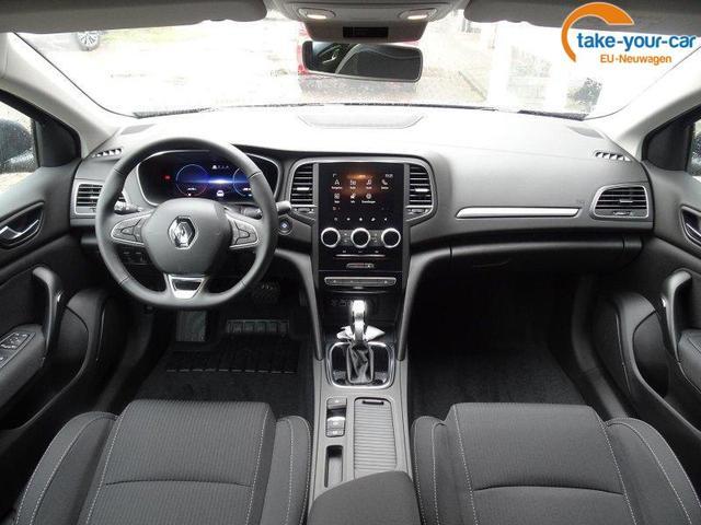 Renault Mégane Grandtour Megane Zen E-TECH Plug-in Hybrid 160 Navi, Sitzheizung, Lenkrad beheizbar