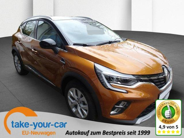 Renault Captur - TCe 90 Intens GJR, Frontscheibenheizung, Rückfahrkamera, Navi Vorlauffahrzeug