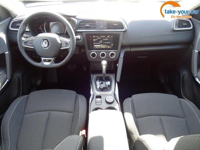 Renault Kadjar TCe 140 EDC Zen Navi, Sitzheizung, PDC vorne+hinten, GJR