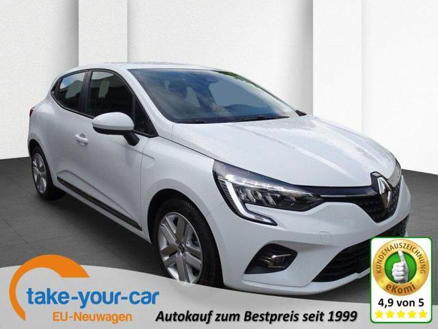 Renault Clio - TCe 90 Business Edition, Navi, Klimaautomatik, Sitzheizung, Ganzjahresreifen Vorlauffahrzeug