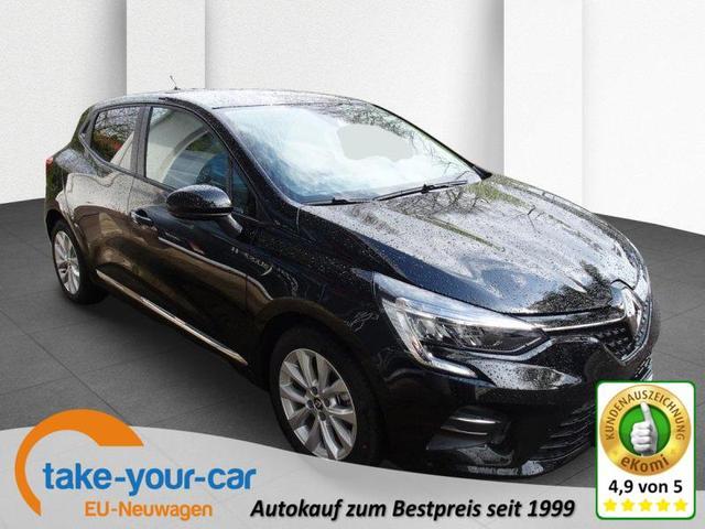 Renault Clio - TCe 90 Experience Deluxe-Paket, Navi, Klimaautomatik, SHZ Vorlauffahrzeug