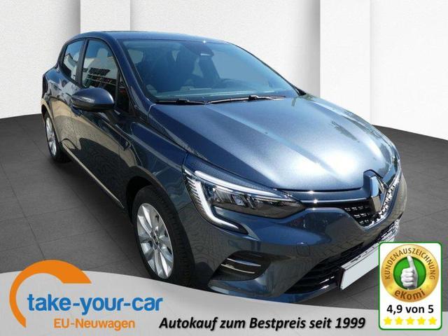 Renault Clio - TCe 90 Zen Klima PDC hinten Gebrauchtfahrzeug