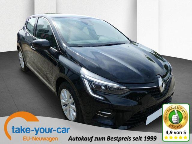 Renault Clio - TCe 130 EDC Intens SHZ 360° Kamera Klimaauto Navi Vorlauffahrzeug