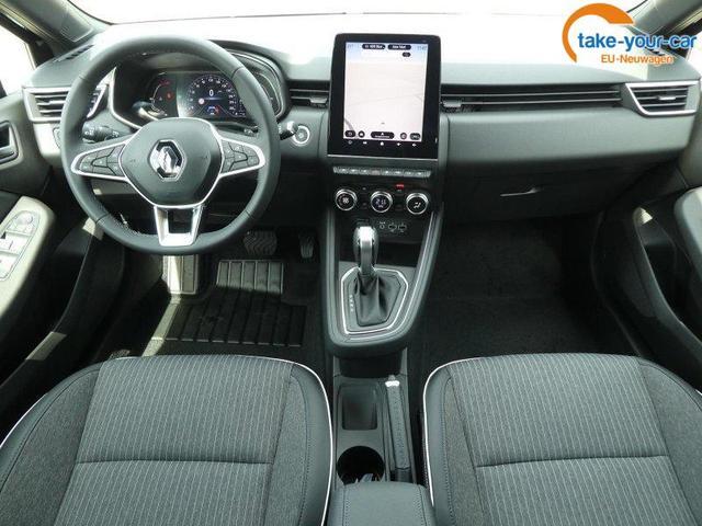 Renault Clio TCe 130 EDC Intens SHZ 360° Kamera Klimaauto Navi