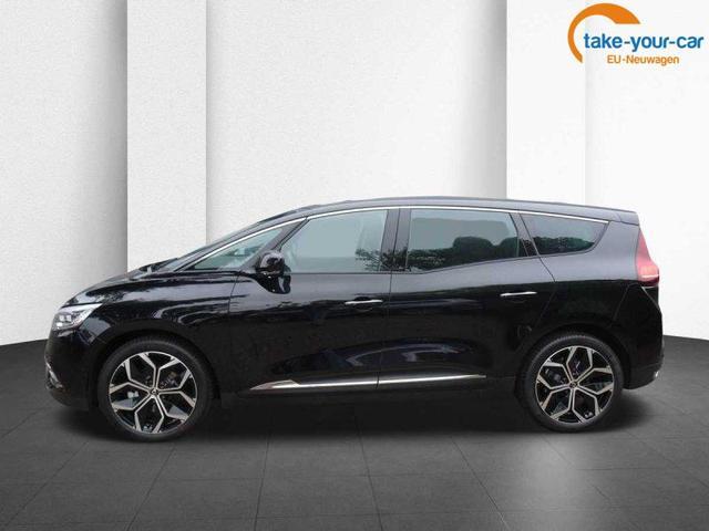 Renault Grand Scenic TCe 140 Intens 7-Sitzer, Rückfahrkamera