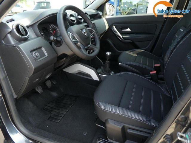 Dacia Duster TCe 130 2WD SL Look Klimaauto Notrad