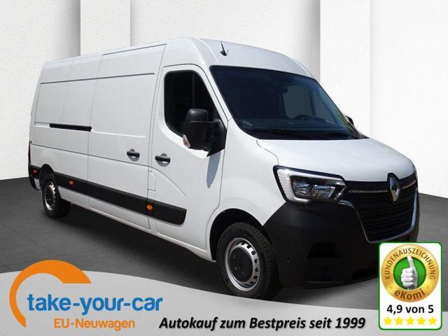 Renault Master Kastenwagen - 3,5t dCi 150 ENERGY L3H2 - Klima Vorlauffahrzeug