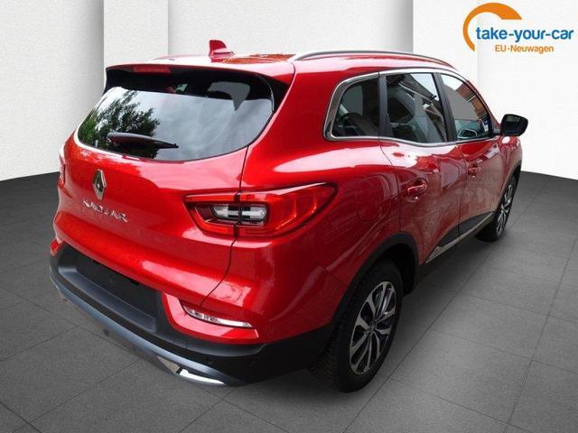Renault Kadjar TCe 140 EDC Intens Panoramadach, GJR, Adaptiver Tempomat