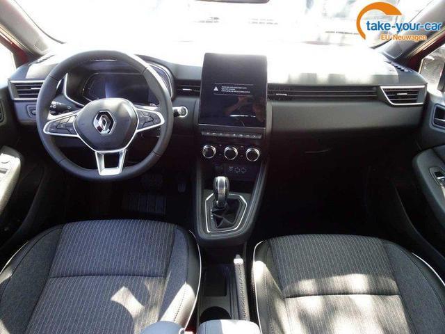 Renault Clio TCe 130 EDC Intens 9,3-Zoll Navi, Rückfahrkamera 360°