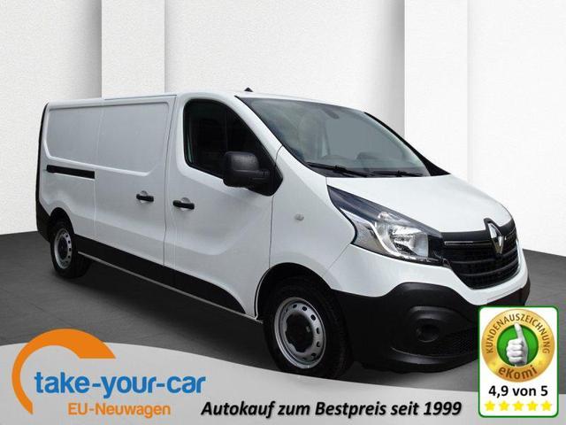 Renault Trafic Kastenwagen - 2,0 dCi 120 ENERGY L2H1 3,0t Komfort GJR, Klima, Mobiles Büro Vorlauffahrzeug
