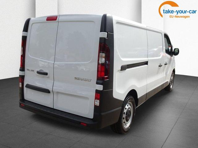 Renault Trafic Kastenwagen 2,0 dCi 120 ENERGY L2H1 3,0t Komfort GJR, Klima, Mobiles Büro