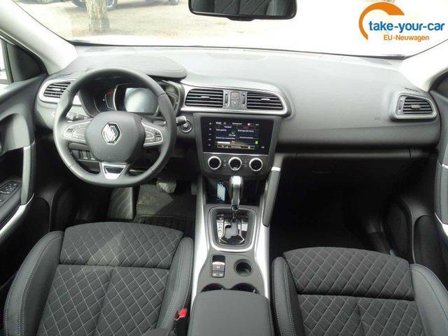 Renault Kadjar TCe 160 EDC Intens Sitzheizung, Easy-Park-Assistent, Reserverad