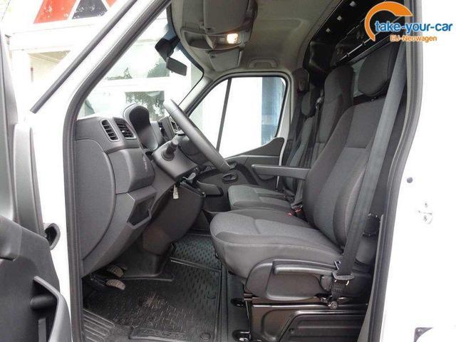 Renault Master Kastenwagen 3,5t dCi 150 L1H2, Klima, Heckflügeltüren