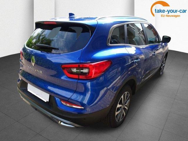 Renault Kadjar TCe 140 Intens, Sitzheizung, PDC, NAVI