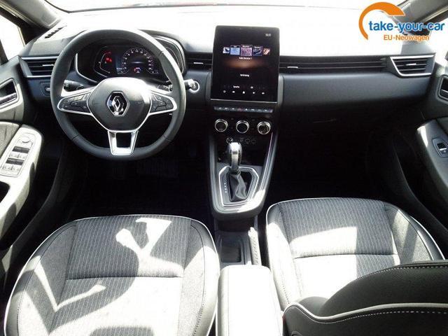 Renault Clio TCe 130 EDC Intens 9,3-Zoll, Rückfahrkamera 360°